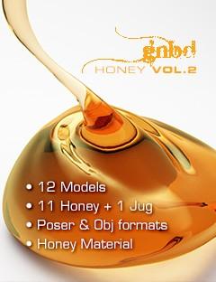GNBD Honey Vol. 2