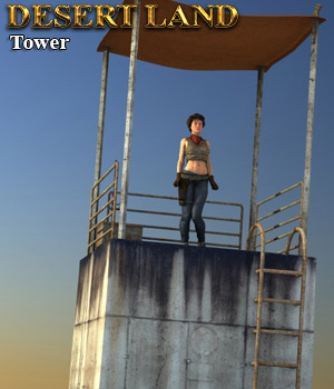 Desert Land: Tower