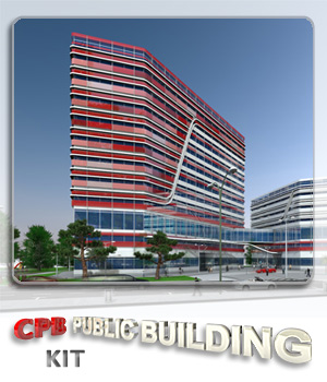 CPB Contemporary Public Building