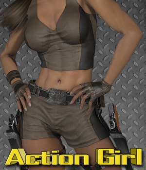 Exnem Action Girl