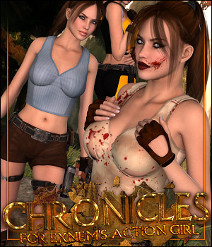 Chronicles for Action Girl