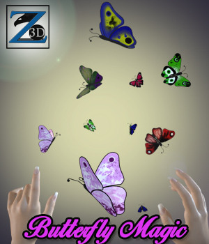 Z Butterfly Magic