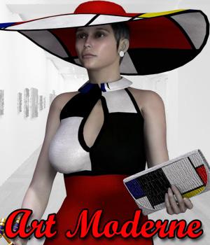 Art Moderne for Red Derby