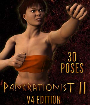 Pankrationist II for V4