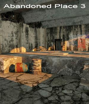 AJ Abandoned Place 3