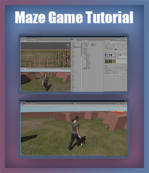 Maze Game Tutorial