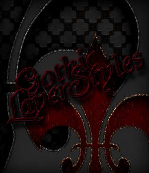 Gothic Photoshop Styles