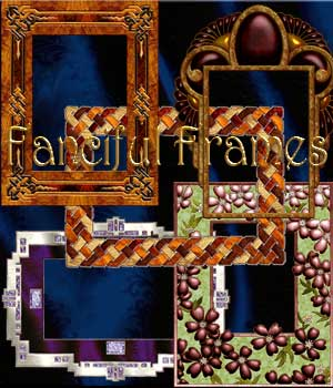 Harvest Moons Fanciful Frames