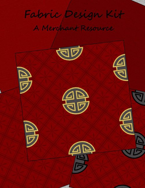 Fabric Design Kit: East a Merchant Resource