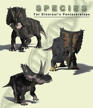 Species for Pentaceratops