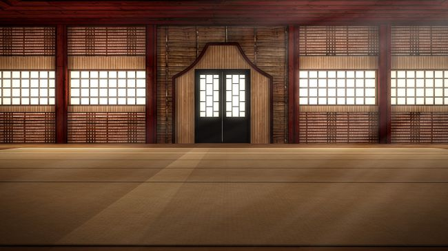 Martial Arts Dojo Interior Interiors For Daz Studio