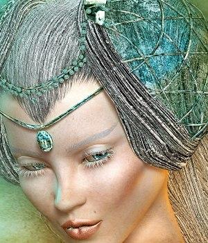 Glitteratti for Greek Fantasy Royal
