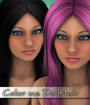 Colorme DollHair