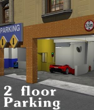 SCHOOL 2floor Parking