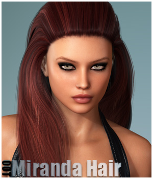 Miranda Hair and OOT Hairblending
