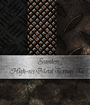 Seamless Metal - Texture Tiles