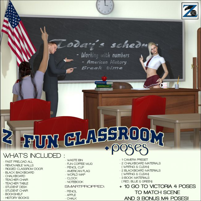 Z Fun ClassRoom