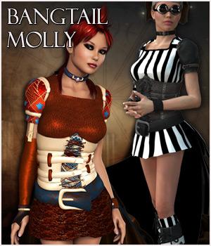 Bangtail Molly