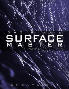 DAZ Studio Surface Master- Part 1