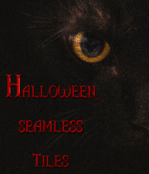 Halloween - Seamless Texture Tiles