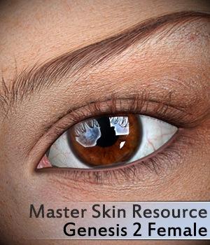 Master Skin Resource 3- Genesis 2 Female
