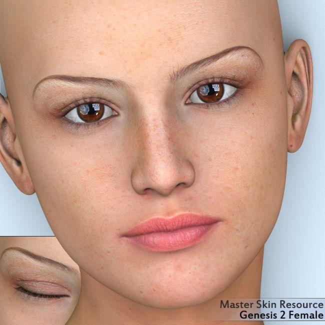 Master Skin Resource 3 - Genesis 2 Female