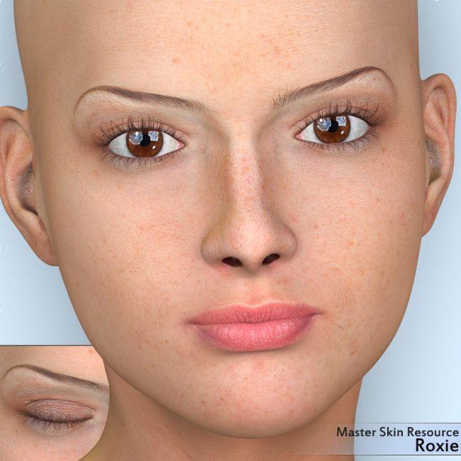 Master Skin Resource 4 - Roxie
