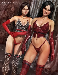 Maleficenta Add-on for Dark Heart