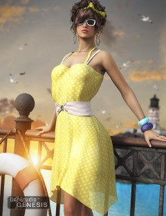 Sunshine for Summer Dress