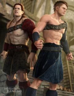 Gladiator Textures
