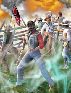 Shenandoah: Confederate Conscripts Textures