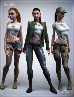 SG Pants Texture Expansion