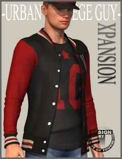 Urban College Guy XPansion