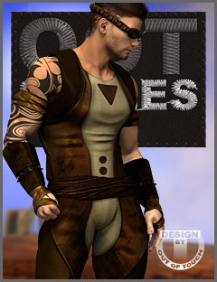 OOT Styles for Outpost Mercenary for Genesis 2 Male(s)