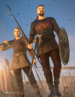 Norsemen I for Viking for Genesis 2 Male(s)