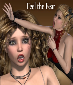 Feel the Fear Poses and Expressions for V4