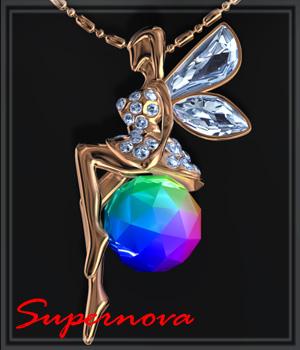 BijouxAnew Fairy Charm