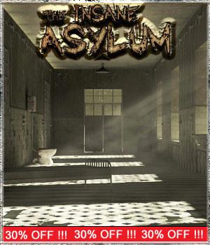 Insane Asylum 1: Corridor/Room Construction Set