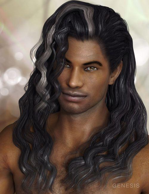 Julius Hair for Genesis