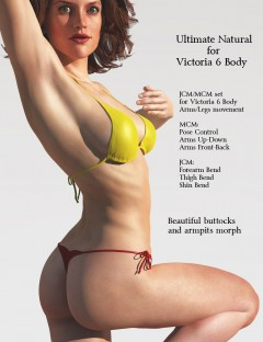 Ultimate Natural for Victoria 6 Body