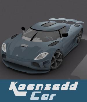 Koenzedd Car
