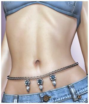 GCDJewelry - Waist Chain