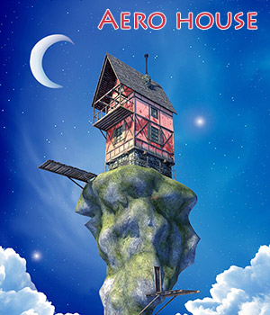 Aero house