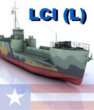 LCI (L) Version 2, Landing Craft Infantry
