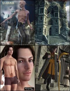 Vampire Castle Bundle