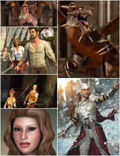 Genesis Fantasy Starter Bundle