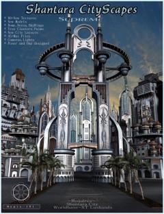 Shantara CityScapes Supreme