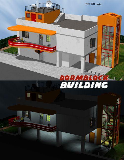 Dormblock Building