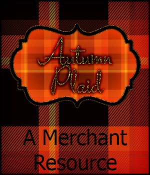 Merchant Resource- Autumn Plaid