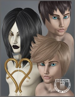 Fiends Forever Male Hairpack